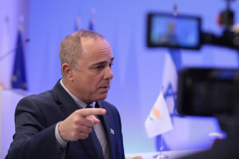 Israel tries to stand aside from U.S.-Iranian conflict