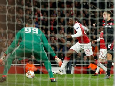 Arsene Wenger refused to condemn Danny Welbeck after the striker was accused of diving to win the penalty that inspired Arsenal's 3-1 win over AC Milan in the Europa League on Thursday.