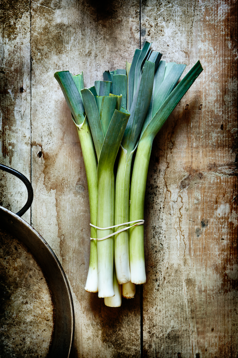 <p>Leeks contain a polyphenol called kaempherol, which may be protective for the heart and blood vessels. Leeks, onions and garlic (the allium family) are also rich in sulphur compounds like those found in cabbage and Brussels sprouts, which can support detoxification.</p><p><b>Ramp up your recipe:</b><br></p><p>Make a warming leek, potato and celeriac soup – all these are seasonal autumn vegetables.</p><p>Buttered leeks make a delicious side dish. Remember butter isn't unhealthy in moderation, and you'll only be using a small amount per serving.<br></p><p><i>[Photo: Getty]</i></p>