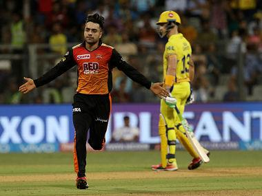 IPL 2018 final: MS Dhoni-led CSK's big-match experience will be up against SRH spinner Rashid Khan's guile at Wankhede