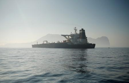 Iran tanker can leave when ready, U.S. legal block still looms: Gibraltar