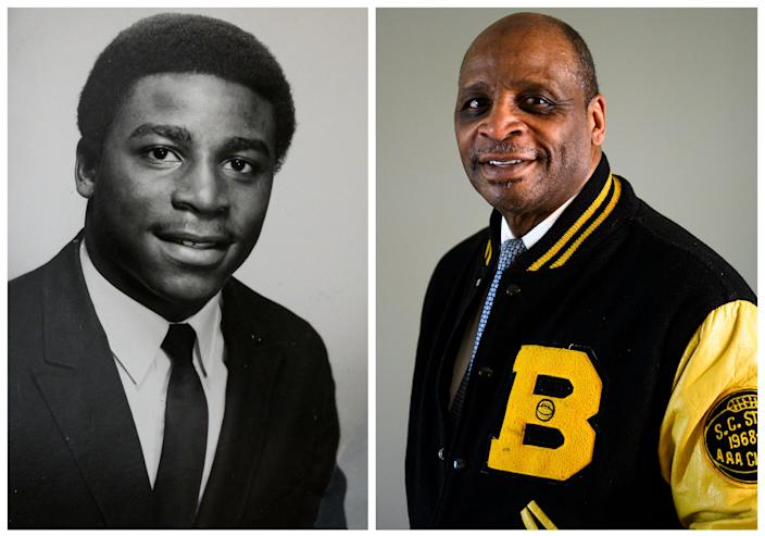 Ernest Hamilton graduated from Beck High School in 1969, the last graduating class and part of the first group of students who attended Beck from freshman year to senior year.