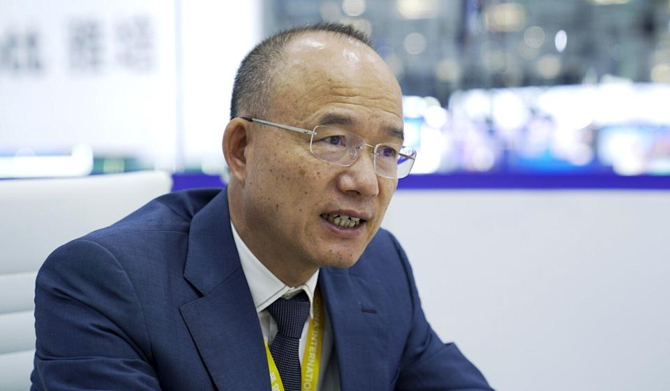 Guo Guangchang, the chairman of Fosun International. Photo: Thomas Yau