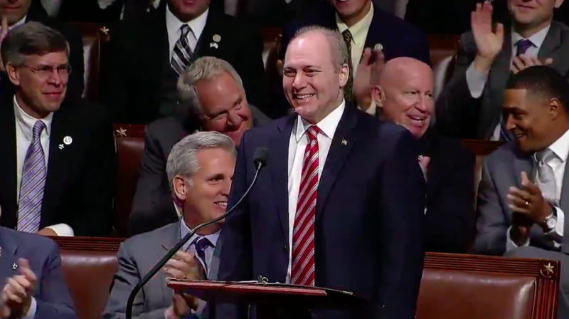Steve Scalise Makes Emotional Return to Congress After June Shooting