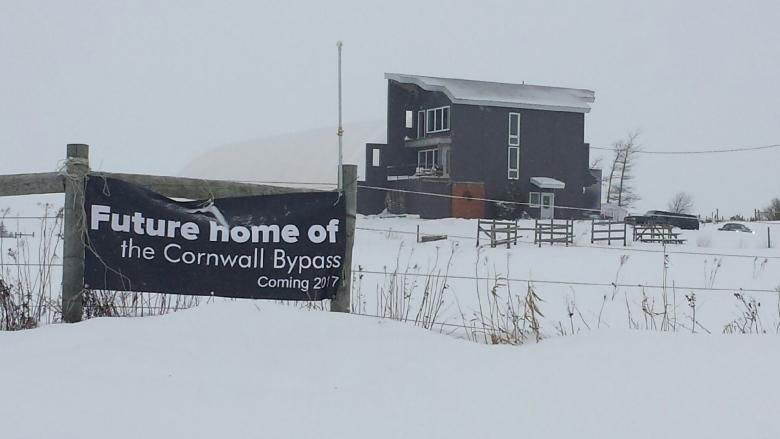 Province expropriates farm for Cornwall bypass