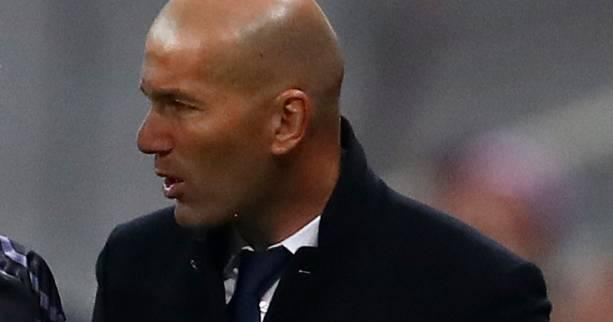 Foot - ESP - Real - Zinédine Zidane (Real Madrid): «Il y a du stress»