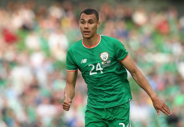 Shamrock Rovers striker Graham Burke has been drafted into the Republic of Ireland squad