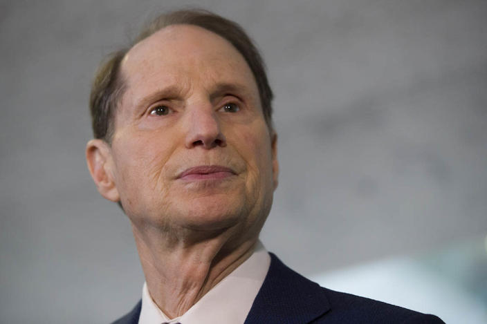 """Why hasn't Congress fixed the problem? Two words: Mitch McConnell,"" said Sen. Ron Wyden."