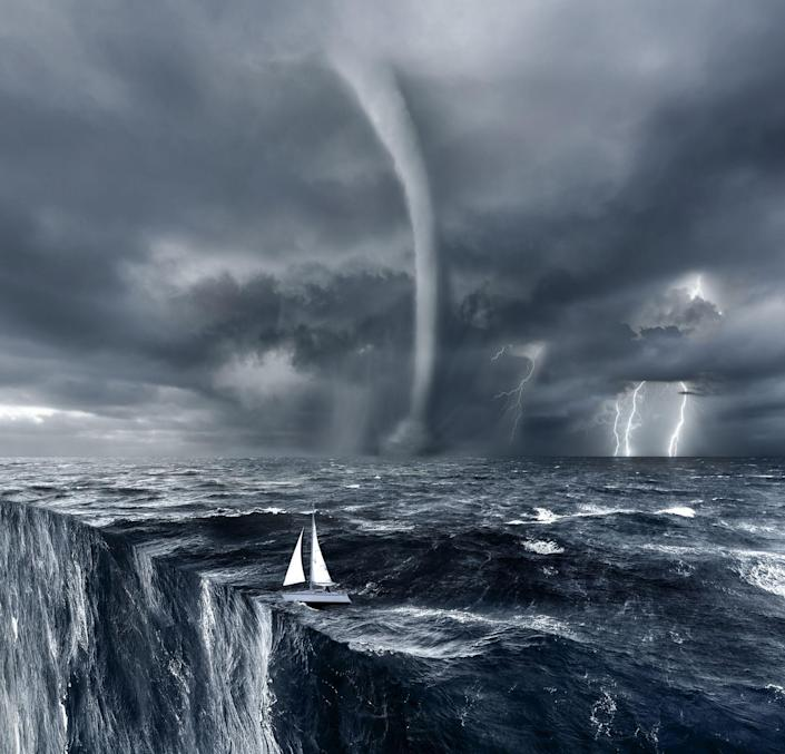 <p>Conspiracy theories are not a new concept, but they've taken on a new life thanks to the internet. In 2020, we saw more than our fair share of misinformation online—some rooted in historical details, others in fear. Here, we're taking a look at the craziest theories people have believed over the years, from an Earth within Earth to Prince Charles living as a closeted vampire. </p>