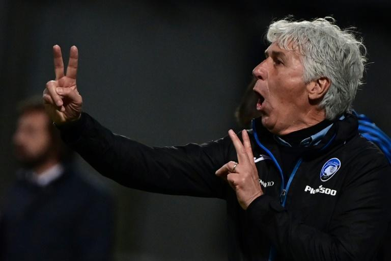 Gian Piero Gasperini's Atalanta missed out on second place in Serie A.