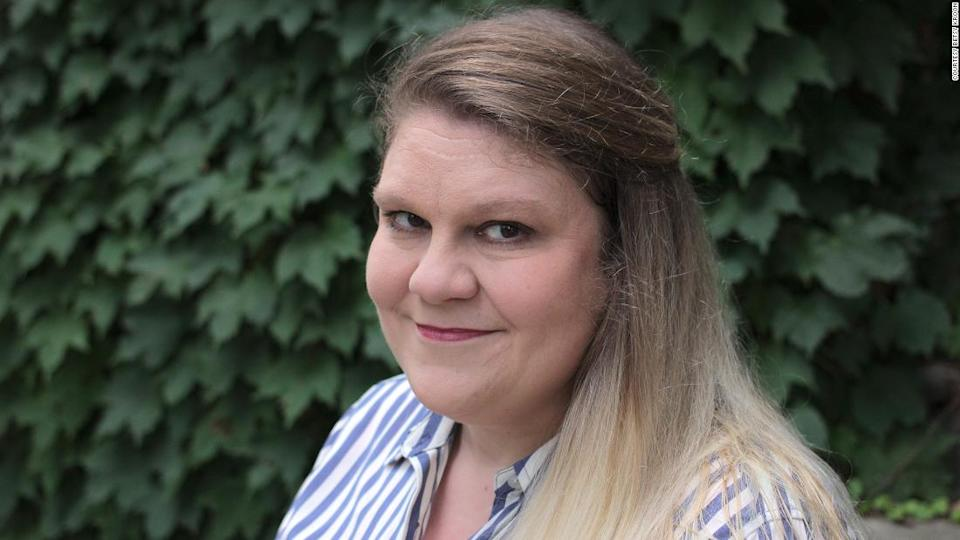 """<p>Betsy Kroon of North Mankato, Minnesota, can only find part-time work.</p><div class=""""cnn--image__credit""""><em><small>Credit: Courtesy Betsy Kroon / Betsy Kroon</small></em></div>"""