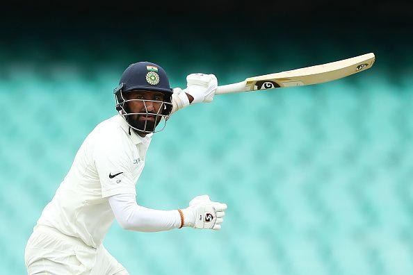 Pujara should play to his strengths and avoid aggression