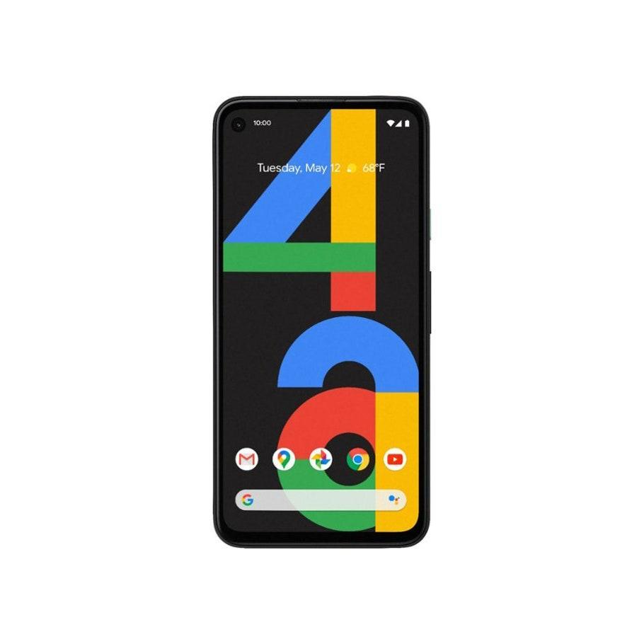 "Replace your boyfriend's janky cell with the affordable Pixel 4a, the Google phone that comes with all the things he wants (including a camera that's better than an iPhone's, sorry) at a pleasantly surprising price. $300, Best Buy. <a href=""https://www.bestbuy.com/site/google-pixel-4a-128gb-unlocked-just-black/6422517.p?skuId=6422517"" rel=""nofollow noopener"" target=""_blank"" data-ylk=""slk:Get it now!"" class=""link rapid-noclick-resp"">Get it now!</a>"