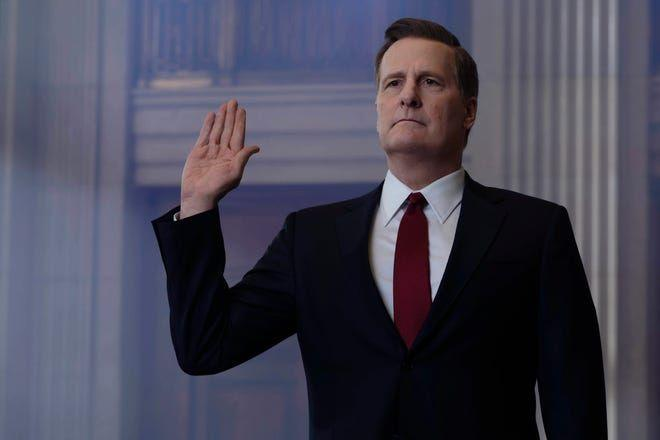 """<p>The new Showtime miniseries <em>The Comey Rule</em> is taking on the Trump White House. Based on former FBI director James Comey's 2018 memoir, <em>A Higher Loyalty</em>, the two-part series serves as a dramatic account of events before and after the 2016 election—and, of course, Comey's role in them. Specifically, of course, <em>The Comey Rule</em> deals with Comey's controversial decision to announce, just days before the 2016 election, that the FBI was reopening its investigation into Hillary Clinton's use of a private email server (a move <a href=""""https://apnews.com/article/73f87de1f4c07e7e0e323a6a0e04ccf4"""" target=""""_blank"""">many have said</a> gave Donald Trump a push to victory in the presidential race). The miniseries also delves into the former FBI director's handling of the investigation into Russian involvement in the same election and his subsequent firing by Trump. <em></em></p><p><a href=""""https://www.rottentomatoes.com/tv/the_comey_rule"""" target=""""_blank"""">Reviews for the miniseries</a> are mixed, but there's no debating the talent of <em>The Comey Rule</em>'s cast.<em></em> Bringing the recent political ~drama~ to life is an all-star crew that includes Jeff Daniels as Comey, Academy Award winner Holly Hunter as former acting U.S. Attorney General Sally Yates, Primetime Emmy Award winner and Brendan Gleeso as Donald Trump, and BAFTA winner Jennifer Ehle as Patrice Comey. Here's a handy guide to the cast of <em>The Comey Rule</em> and their real-life counterparts. <em></em></p>"""