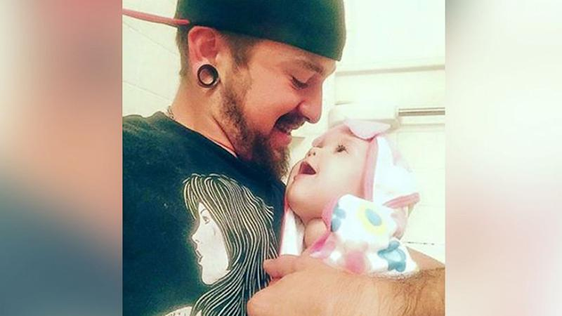 Las Vegas Dad Shares Story Behind Tearful Post About Becoming a Single Parent