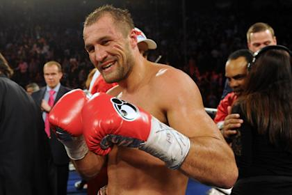 Sergey Kovalev is rapidly improving his technical boxing skills. (Getty)