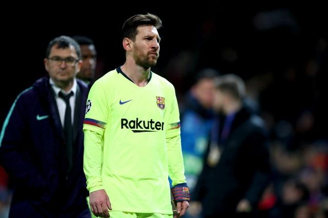 Lionel Messi is still troubled by last season's semi-final collapse
