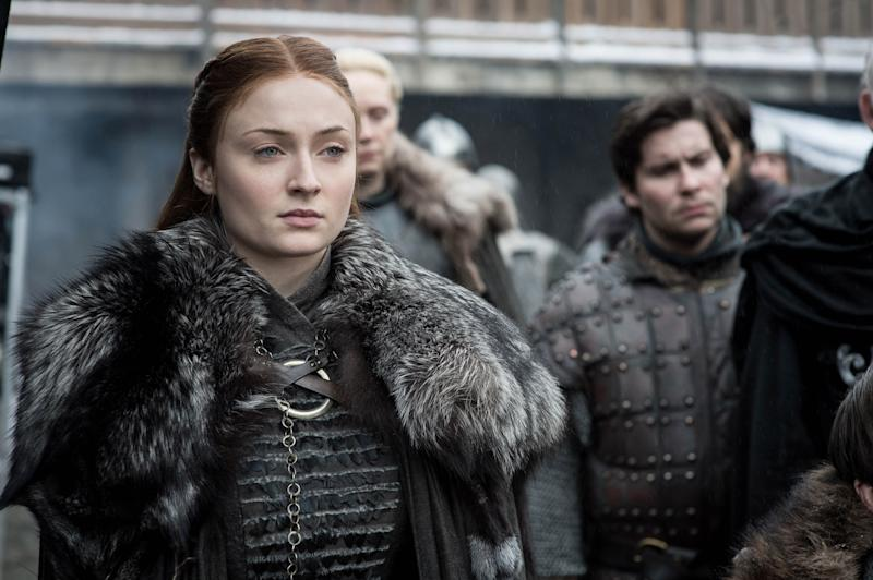Sophie Turner Says   Game of Thrones Fans Are Going to Be 'Upset' About Sansa Stark's Fate