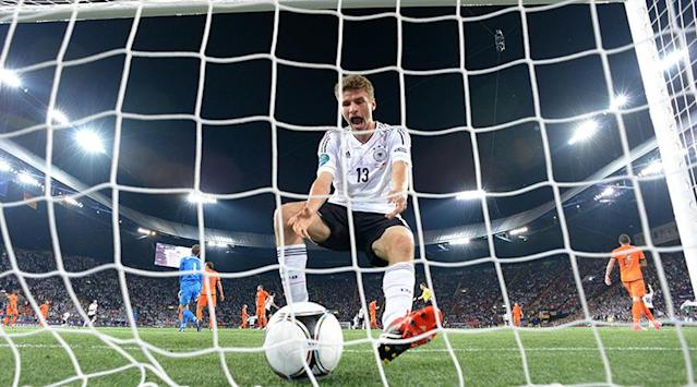 The two great nations clash in UEFA Nations League action on Monday night, but can you recall who lined up in their last major championship meeting?