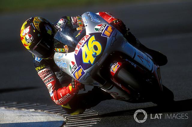 "1997 - Aprilia (125cc) <span class=""copyright"">Gold and Goose / Motorsport Images</span>"