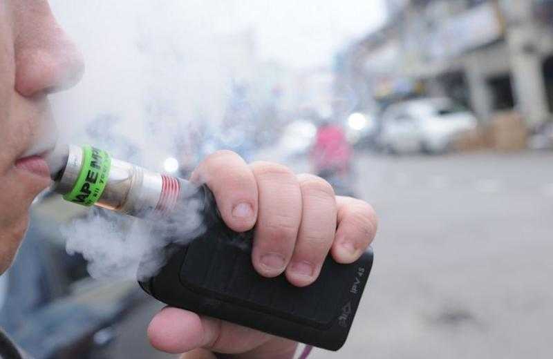 The Health Ministry plans on putting e-cigarettes and vaporisers under the same umbrella as other tobacco products under a single law which prohibits promotions, advertising, usage in public areas and by minors. — Picture by KE Ooi