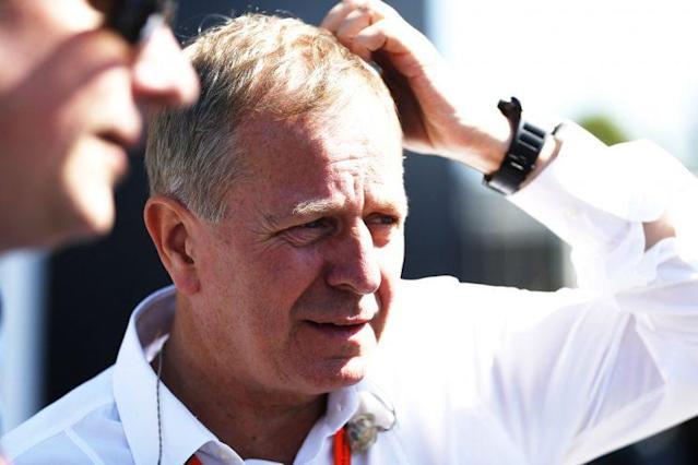 Ready to Brundle: Martin Brundle, Pat Symonds and the rest of the TV experts have plenty to analyse thanks to F1's new rules