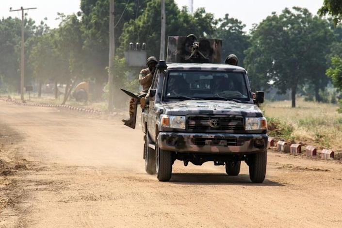 Nigeria's military has battled an insurgency by the Islamist group Boko Haram for more than a decade