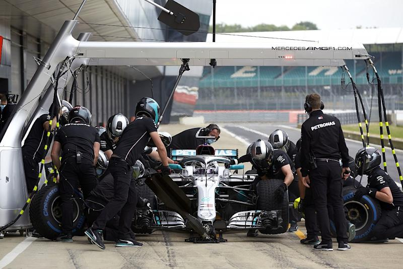 How Mercedes can address lack of minority involvement