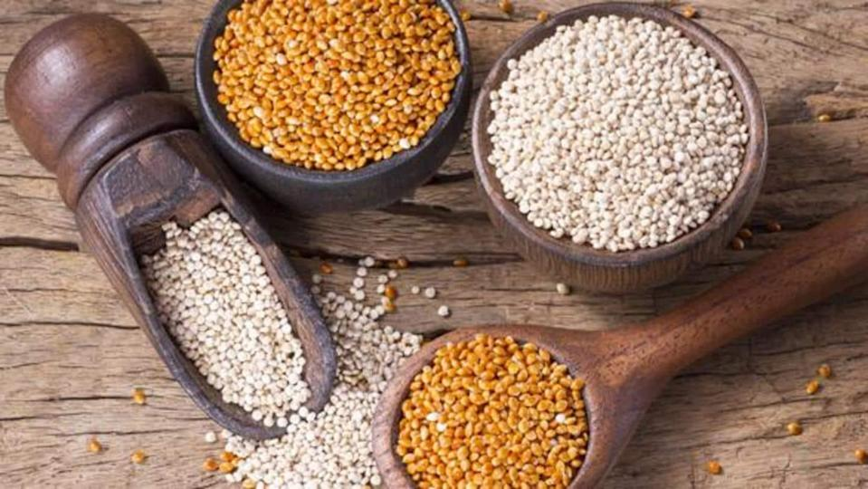 #HealthBytes: Healthy low carb grains to include in your diet