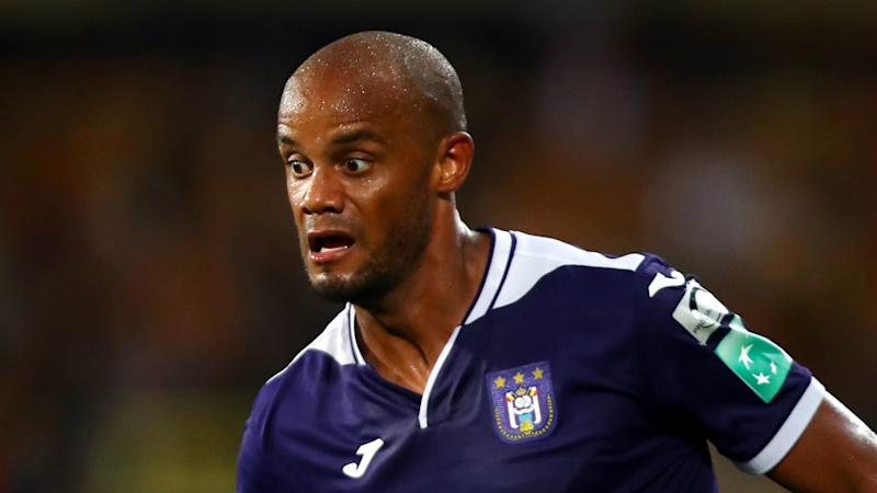 Vincent Kompany retires from football to become Anderlecht manager