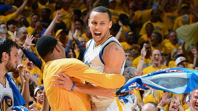 Stephen Curry explodes in 22-point third quarter, Warriors earn a 3-1 series lead (Video)