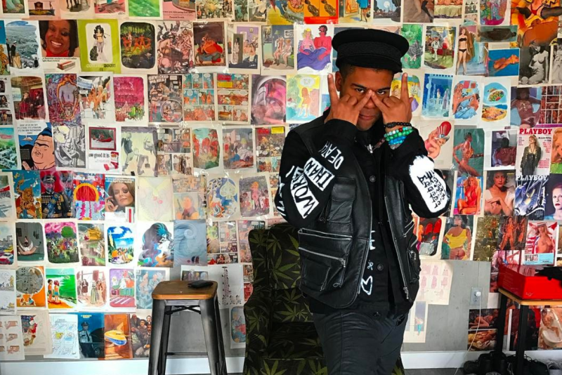 Listen to Two New Songs by Makonnen