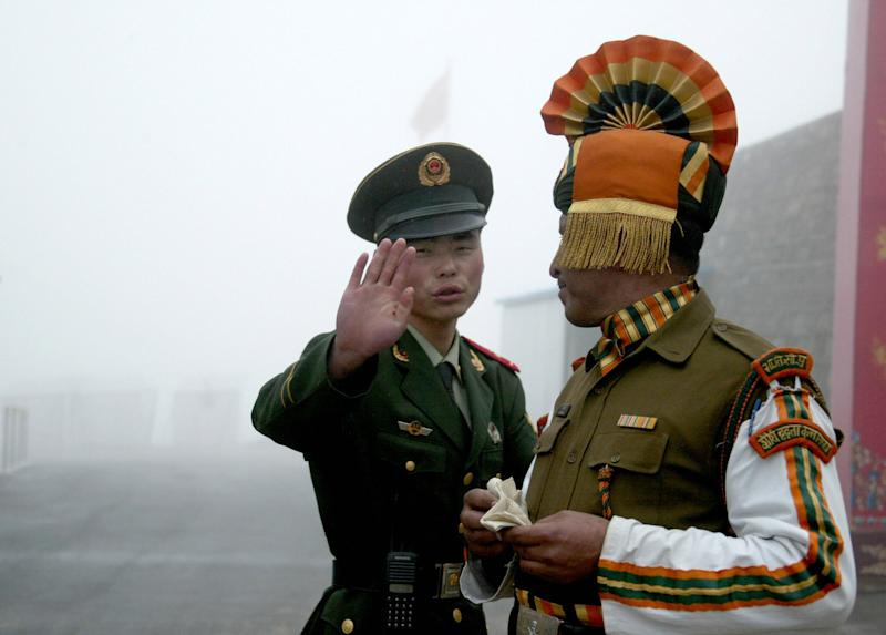 China claims disputed valley where Chinese, Indian troops engaged in a deadly brawl