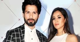 Shahid Kapoor jokes about 13-year age difference between him and wife Mira Rajput