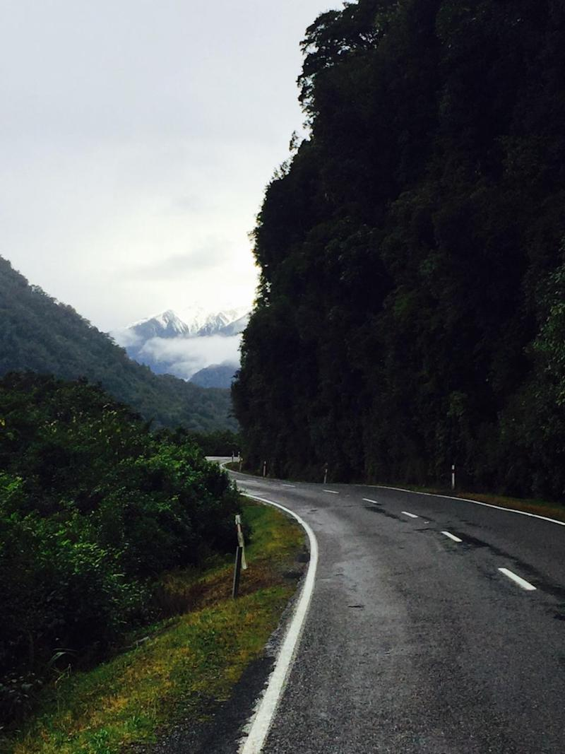Taking me from lush greenery to icy hills, the South Island promises a road trip to remember. Photo: BE