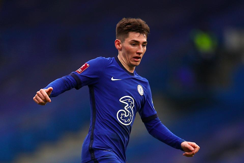 Billy Gilmour (Chelsea FC via Getty Images)