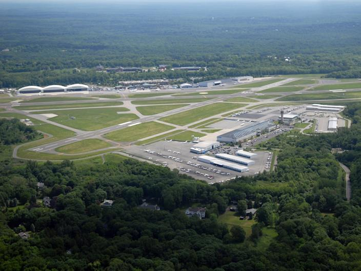 Westchester County Airport