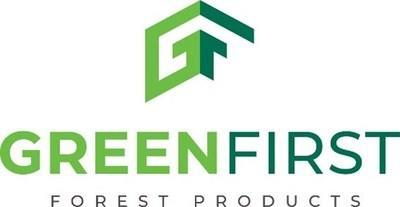 GreenFirst Forest Product Inc. Logo (CNW Group/GreenFirst Forest Product Inc.)