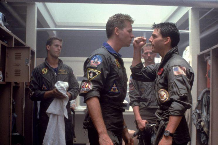 Tom Cruise confirms Top Gun 2, again