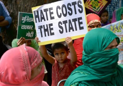 <p>Indian police arrest suspect in brutal video murder</p>