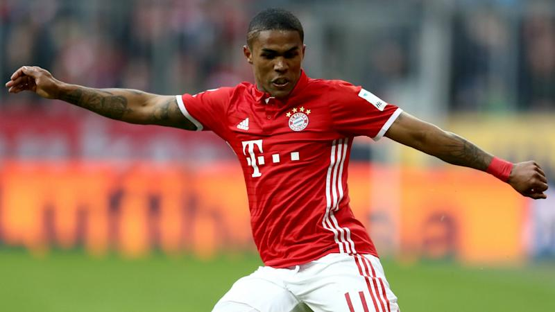 Douglas Costa is in talks with Juventus, reveals Bayern Munich President