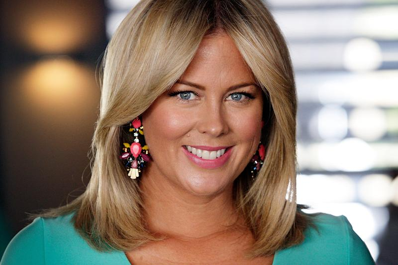 """Sunrise presenter, Samantha Armytage launches her book """"Shine: Making the most of life without losing yourself"""""""