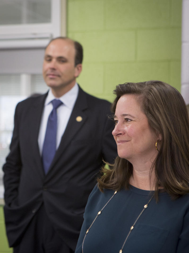 The battle between Republican David Yancey and Democrat Shelly Simonds for a state legislative seat in Virginia now hinges on the luck of the draw. (The Washington Post via Getty Images)