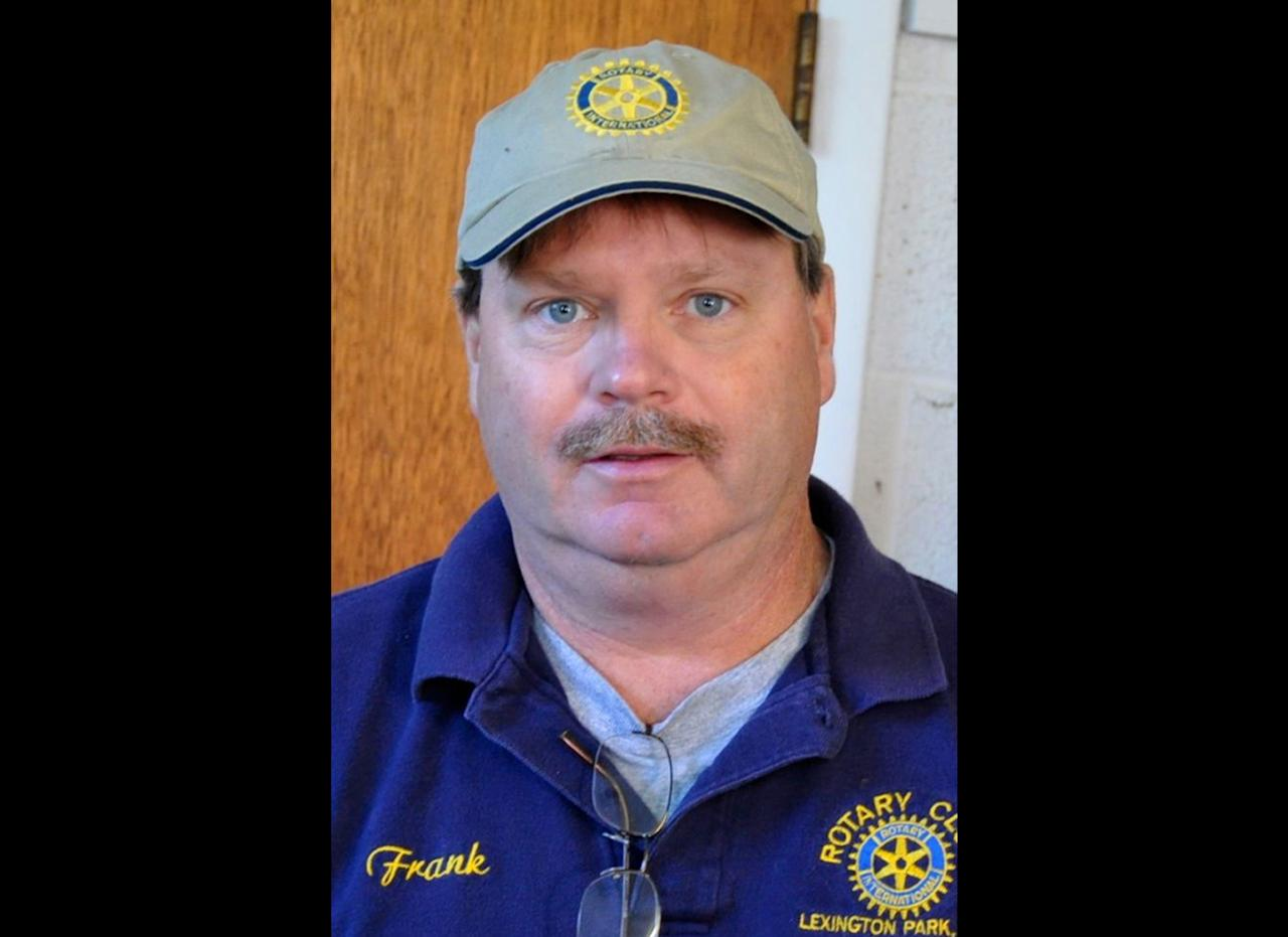 This photo provided by the Rotary Club of Lexington Park, shows Frank Kohler, the 50-year-old man from Tall Timbers, Md., who was one of the 12 victims killed in the shooting rampage at the Washington Navy Yard on Monday, Sept. 16, 2013. (AP Photo/Courtesy of Rotary Club of Lexington Park)