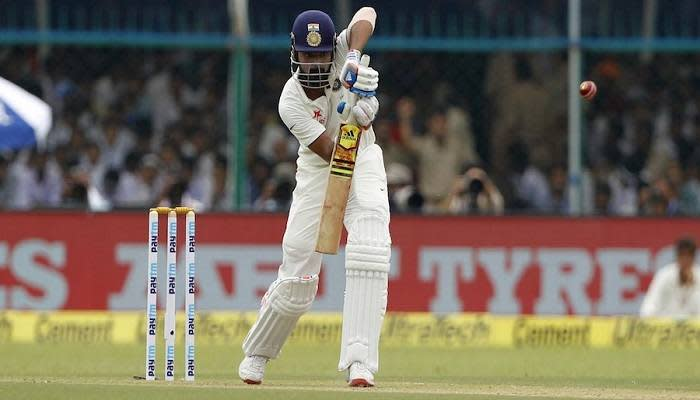 2nd Test: India - 72/2 at Lunch on Day 1