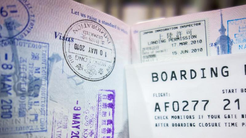 Man jailed after Hong Kong airport boarding pass handover helped mainland Chinese traveller illegally enter Australia