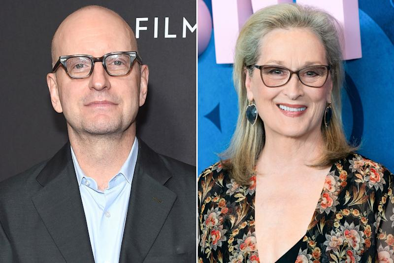 Steven Soderbergh and Meryl Streep movie picked up by HBO Max