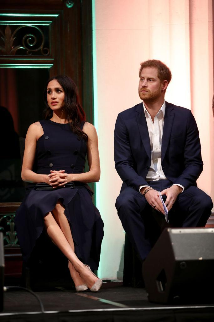 Meghan Markle's personal assistant Melissa has announced she is stepping down from the role, which will be the third palace aide to stop serving the royal couple in six months. Source: Getty