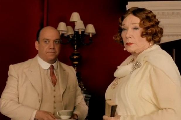 'Downton Abbey' Christmas Special Teaser: Shirley MacLaine and Paul Giamatti Are Neither Holly Nor Jolly (Video)