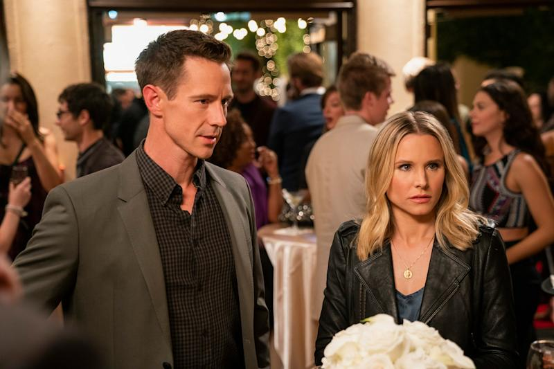 Kristen Bell explains why that Veronica Mars surprise had to happen